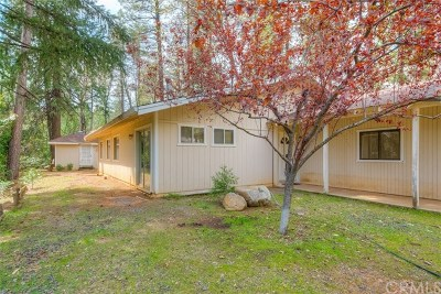 Forest Ranch Single Family Home For Sale: 5214 Pine Way