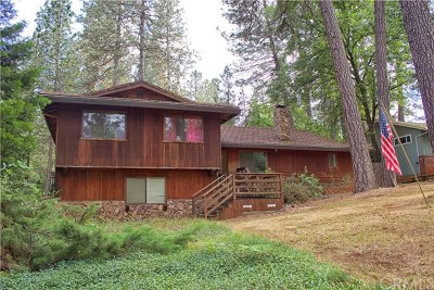 Paradise Single Family Home For Sale: 1580 Wagstaff Road