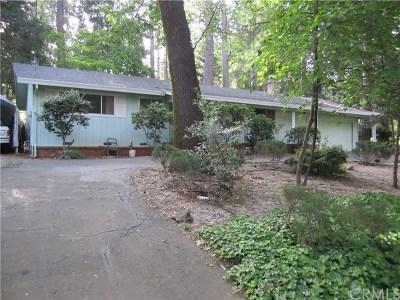 Paradise Single Family Home For Sale: 6634 Evergreen Lane