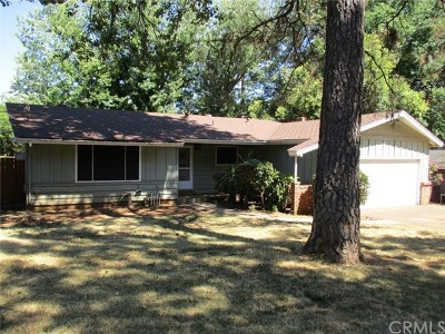 Paradise Single Family Home For Sale: 8415 Montna Drive