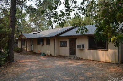 Paradise Single Family Home For Sale: 3741 Neal Road