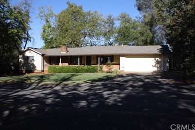 Paradise Single Family Home For Sale: 255 Valley View Drive