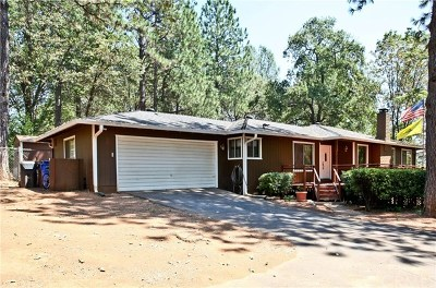 Paradise Single Family Home For Sale: 5420 Hickory Way