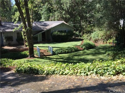 Paradise Single Family Home For Sale: 5675 Middle Libby Road