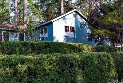 Paradise Single Family Home For Sale: 400 Pearson Road