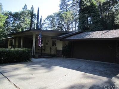 Paradise Single Family Home For Sale: 5895 Oakmore Drive