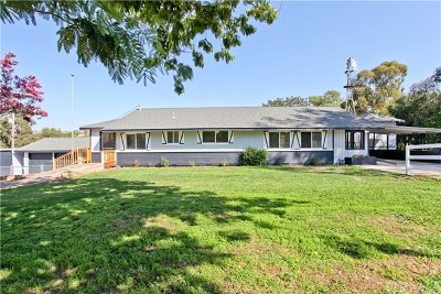 Butte Valley Single Family Home For Sale: 3897 Doubletree Road