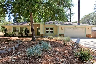 Paradise Single Family Home For Sale: 1648 Nunneley Road