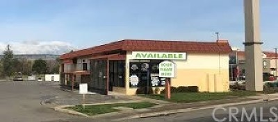 Oroville Commercial For Sale: 450 Oro Dam Boulevard E