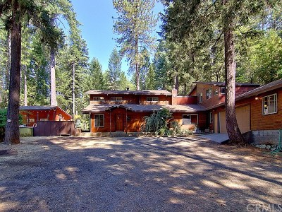 Magalia Single Family Home For Sale: 15301 Crystal Mountain Road