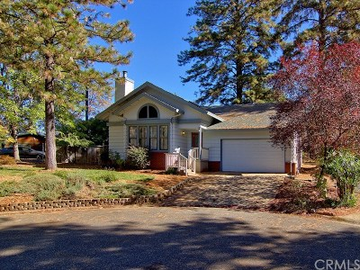 Paradise Single Family Home For Sale: 721 Twilight Court