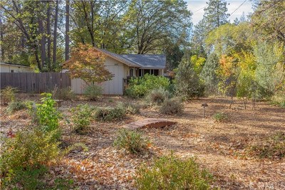 Paradise Single Family Home For Sale: 5421 Foster Road
