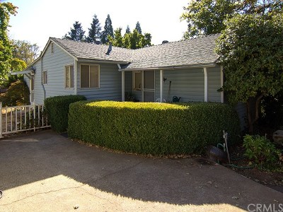 Paradise CA Single Family Home For Sale: $149,900