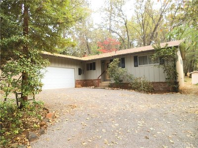 Paradise Single Family Home For Sale: 896 Wagstaff Road