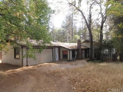 Paradise Single Family Home For Sale: 1372 Elliott Road