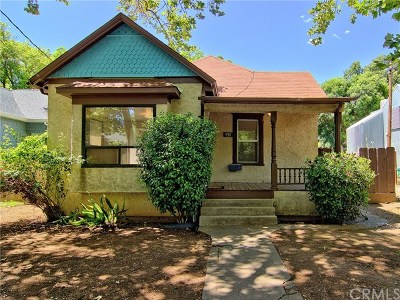 Chico Single Family Home For Sale: 430 W 10th Street