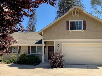 Paradise CA Single Family Home For Sale: $419,000