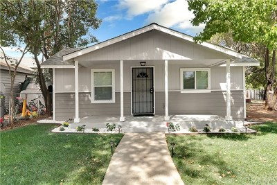 Oroville Single Family Home For Sale: 2256 D Street