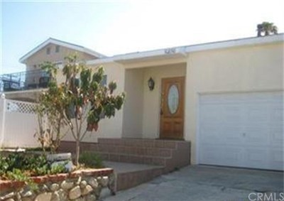 Sunland Single Family Home For Sale: 10856 Mather Avenue