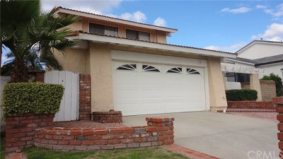 Irvine Single Family Home Active Under Contract: 10 Cornwallis