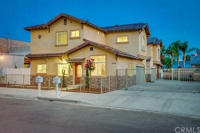 Monrovia Single Family Home For Sale: 444 W Chestnut Avenue