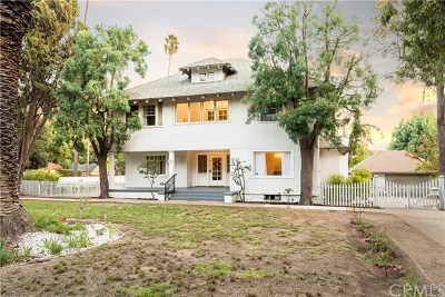Altadena Single Family Home For Sale: 1000 New York Drive