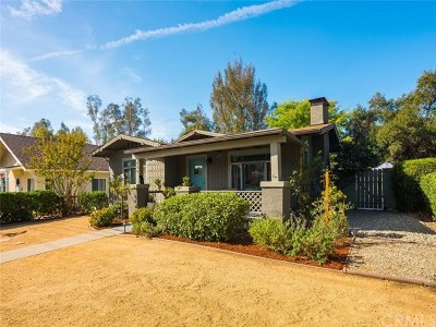 Pasadena Single Family Home For Sale: 899 N Wilson Avenue