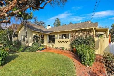 Altadena Single Family Home For Sale: 2200 N Holliston Avenue