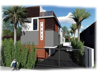 Sherman Oaks Single Family Home For Sale: 14222 Tiara Street