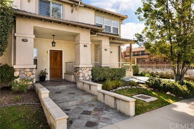 Pasadena Condo/Townhouse For Sale: 690 S Marengo Avenue #1