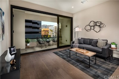 Pasadena Condo/Townhouse For Sale: 388 Cordova Street #303
