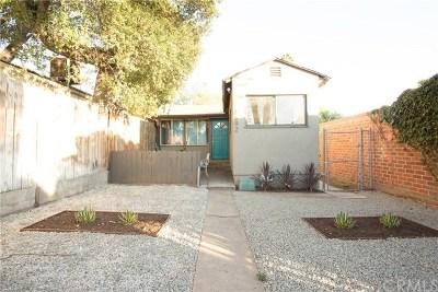 Altadena Single Family Home For Sale: 2692 Fair Oaks Avenue