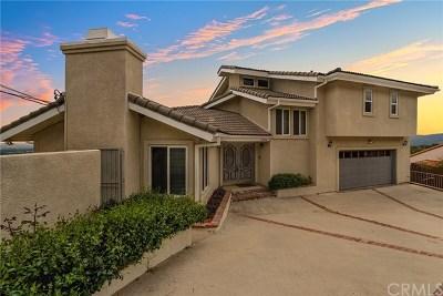 Altadena Single Family Home For Sale: 2954 Zane Grey
