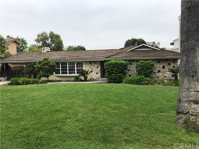 Arcadia Single Family Home For Sale: 608 W Palm Drive