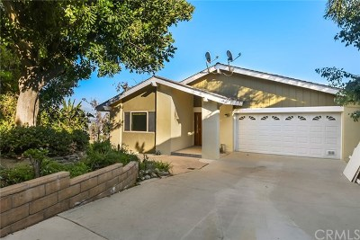Hacienda Heights Single Family Home For Sale: 3307 Garden Terrace Lane