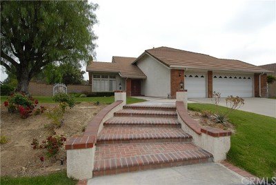 West Covina Single Family Home For Sale: 948 Heritage Drive