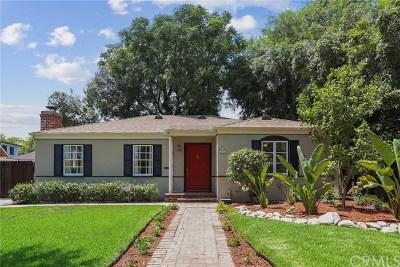 Pasadena Single Family Home For Sale: 395 N Daisy Avenue