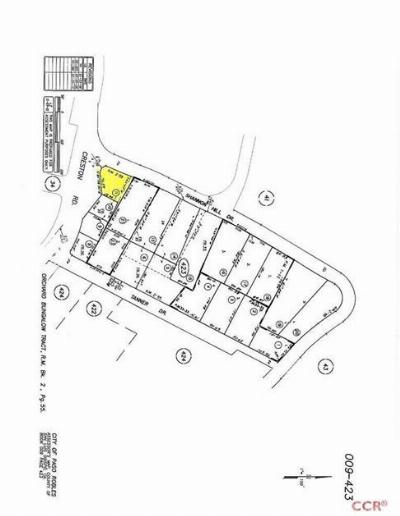 Residential Lots & Land For Sale: 601 Creston Road