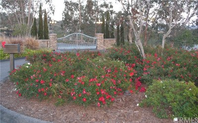 Arroyo Grande Residential Lots & Land For Sale: 1480 Sugar Bush Court
