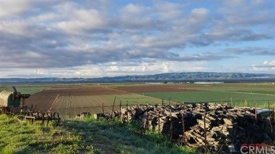 Nipomo Residential Lots & Land For Sale: 1635 Primavera