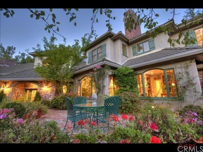 San Luis Obispo Single Family Home For Sale: 103 Twin Ridge Drive