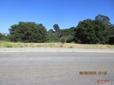 Arroyo Grande Residential Lots & Land For Sale: 309 Zogata Way