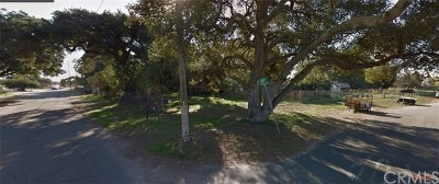 San Luis Obispo County Residential Lots & Land For Sale: 420 S Oak Glen Avenue