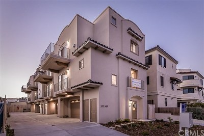 Pismo Beach Condo/Townhouse For Sale: 341 Stimson