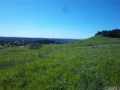 Nipomo Residential Lots & Land For Sale: 638 La Tapadera