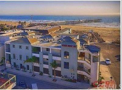 Pismo Beach Condo/Townhouse For Sale: 198 Main Street #207