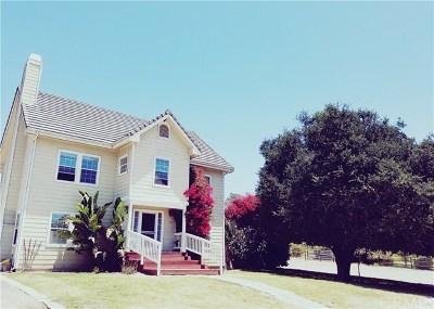 San Luis Obispo County Single Family Home For Sale: 385 E Ormonde Road