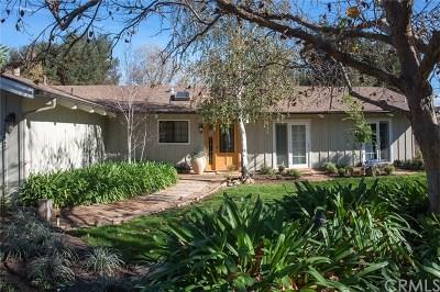 Santa Ynez CA Single Family Home For Sale: $755,500