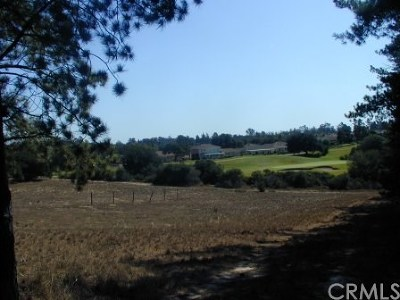 San Luis Obispo County Residential Lots & Land For Sale: 1205 Pomeroy Road