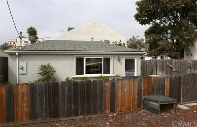 Grover Beach Single Family Home For Sale: 277 Rockaway Avenue